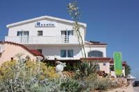 Revelin Guest House - Dvokrevetna soba s bračnim krevetom s pogledom na more - Sobe Pag