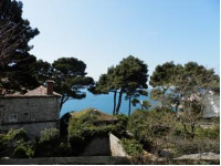 Apartments Harlekin - Apartman s 2 spavaće sobe i terasom s pogledom na more (4 odrasle osobe) - Ulica branitelja Dubrovnika 40 - dubrovnik apartman u starom gradu
