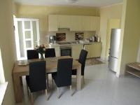 Apartments Barbat - Apartman s 1 spavaćom sobom i terasom s pogledom na vrt - Apartmani Rab