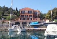 Guest house Dora - Apartment mit Terrasse - Ferienwohnung Vrboska