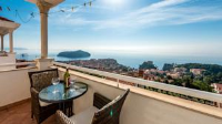 Apartman Mario - Duplex Two-Bedroom Apartment with Balcony and Sea View - dubrovnik apartment old city