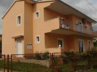 Apartment Piteša - Apartment mit 3 Schlafzimmern, einem Balkon und Meerblick - Ferienwohnung Trogir