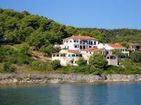 Villa Iž - Apartman s 1 spavaćom sobom s terasom (4 odrasle osobe) - Veli Iz