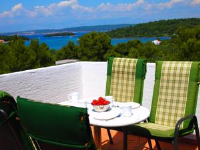 Apartments Krizmanić - Studio Apartment with Sea View - Rooms Zdrelac