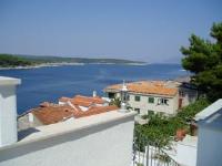 Apartments Villa Tanja - Apartment mit 2 Schlafzimmern, einem Balkon und Meerblick - Povlja