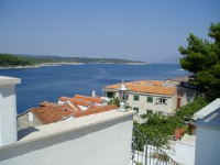 Apartments Villa Tanja - One-Bedroom Apartment with Balcony and Sea View - Povlja