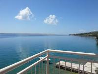 Rooms Ante - Chambre Triple (avec Balcon et Vue Mer) - Chambres Croatie