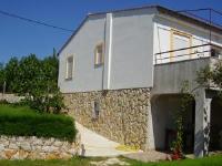 Apartments Krušvina - Apartman s 1 spavaćom sobom s balkonom - Lun