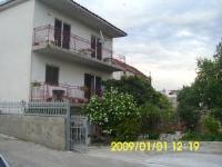 Apartment Silvia - Appartement 2 Chambres avec Balcon et Vue sur la Mer - Appartements Pirovac