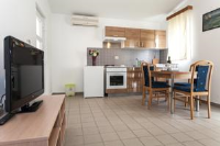 Apartments Pag - One-Bedroom Apartment with Terrace and Sea View - sea view apartments pag