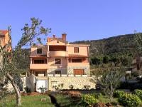 Villa Magnolija - Apartman s 2 spavaće sobe i balkonom - Cres