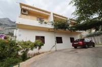 Apartments Antoneta - Appartement 1 Chambre - Vue sur Jardin - appartements makarska pres de la mer