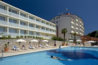 All Inclusive Light Allegro Hotel - Soba Superior s 2 odvojena kreveta i kaučem na morskoj strani - Sobe Rabac
