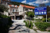 Apartments Zanetić - Apartment mit 1 Schlafzimmer (3 Erwachsene) - Ferienwohnung Zaton