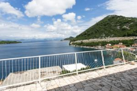 Apartments Marija - Two-Bedroom Apartment with Balcony and Sea View - Apartments Sobra