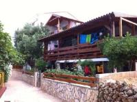 Apartments Mirko - Apartment mit 2 Schlafzimmern, einem Balkon und Meerblick - Ferienwohnung Stara Novalja