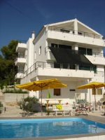 Apartments Villa Goja - One-Bedroom Apartment with Sea View - apartments trogir