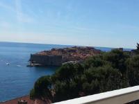 Dubrovnik Residence Nodilo - Dvokrevetna soba s bračnim krevetom s pogledom na more - Sobe Ploce