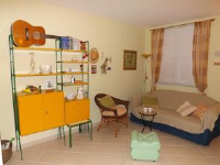 Apartment Bressan - One-Bedroom Apartment with Terrace and Sea View - Malinska