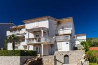 Apartments Stipančić - Apartment mit 2 Schlafzimmern mit Balkon - krk strandhaus
