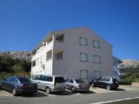 Apartments Knezevic/Pavlic/Smokvina - Apartment mit 1 Schlafzimmer und Balkon (3 Erwachsene) - Ferienwohnung Baska