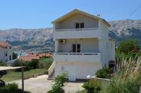 Apartments Ivana - Apartman s 2 spavaće sobe s terasom - Apartmani Baska Voda
