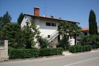 Pineta House Vidos - Apartment mit Balkon - Haus Porec