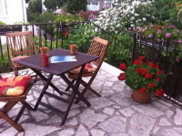 Apartments Mare - Double Room with external bathroom - Rooms Mlini