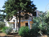 Apartments Galius - Apartment mit 1 Schlafzimmer und Gemeinschaftsterrasse - Zimmer Banja
