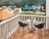 Apartments Zaton Bay - One-Bedroom Apartment with Balcony and Sea View - Zaton