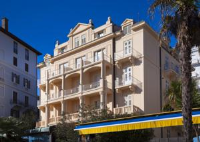 Smart Selection Hotel Residenz - Superior Double or Twin Room with Sea View - Rooms Opatija