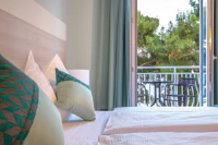 Hotel Bor - Superior Double Room with Park View - Rooms Krk