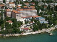 Hotel Mediteran - Jednokrevetna soba s pogledom na park - Sobe Crikvenica