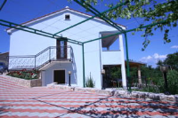 Villa Roze - Apartment mit 1 Schlafzimmer, Terrasse und Meerblick - Ferienwohnung Sveti Petar u Sumi