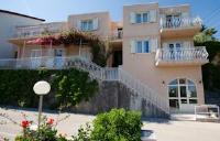 Apartments Bećir - Apartman s 1 spavaćom sobom s balkonom i pogledom na more - Molunat