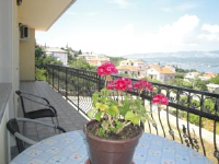 Apartment Arsen - Two-Bedroom Apartment with Balcony and Sea View - Apartments Silo