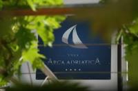 Villa Arca Adriatica - Apartment mit 2 Schlafzimmern, einem Balkon und Meerblick - Ferienwohnung Sveti Juraj