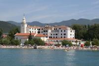 Hotel Kastel - Chambre Supérieure Double ou Lits Jumeaux - Côté Mer - Chambres Crikvenica