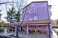 Hotel Villa Sandi - Dvokrevetna soba s bračnim krevetom ili s 2 odvojena kreveta - potkrovlje - Sobe Zecevo Rogoznicko