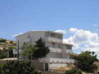 Apartments Bingula - Apartment mit 1 Schlafzimmer und einem Balkon mit Meerblick (4 Erwachsene) - Ferienwohnung Metajna