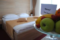 Hotel Antonija - Double Room with Balcony and Sea View - Rooms Cervar Porat
