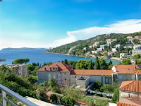 Adora Apartment 2 - Two-Bedroom Apartment with Balcony and Sea View - dubrovnik apartment old city