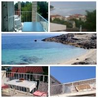 Apartment Maglica Sumartin - Apartment mit Meerblick - Ferienwohnung Sumartin