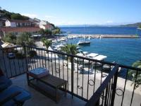 Divna Apartments and Rooms - Apartment mit 1 Schlafzimmer und Meerblick - Ferienwohnung Racisce