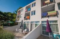 Hotel Mirta - Dvokrevetna soba s bračnim krevetom s balkonom - Bozava