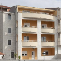 Apartments Villa Vujcic - Studio (2 Adults) - apartments makarska near sea