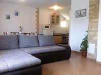 Apartment Andrea - Apartman s 1 spavaćom sobom i terasom s djelomičnim pogledom na more - Palit