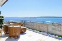 Hotel Villa Aurora - Chambre Double - Vue sur Mer - Chambres Crikvenica