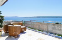 Hotel Villa Aurora - Double Room with Sea View - Rooms Crikvenica