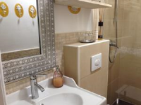 B&B Villa Vis - Double Room with Private Bathroom - Rooms Vis